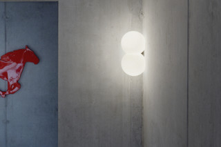 ML_2 wall and ceiling lamp  by  next home collection