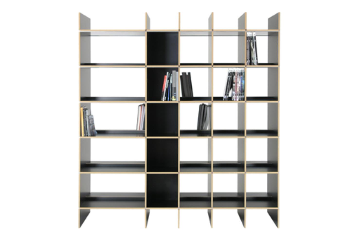 fnp archive shelf by nils holger moormann stylepark. Black Bedroom Furniture Sets. Home Design Ideas