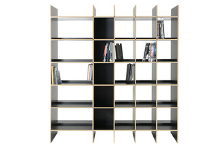 FNP archive shelf  by  Nils Holger Moormann