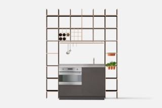 FNP kitchen  by  Nils Holger Moormann