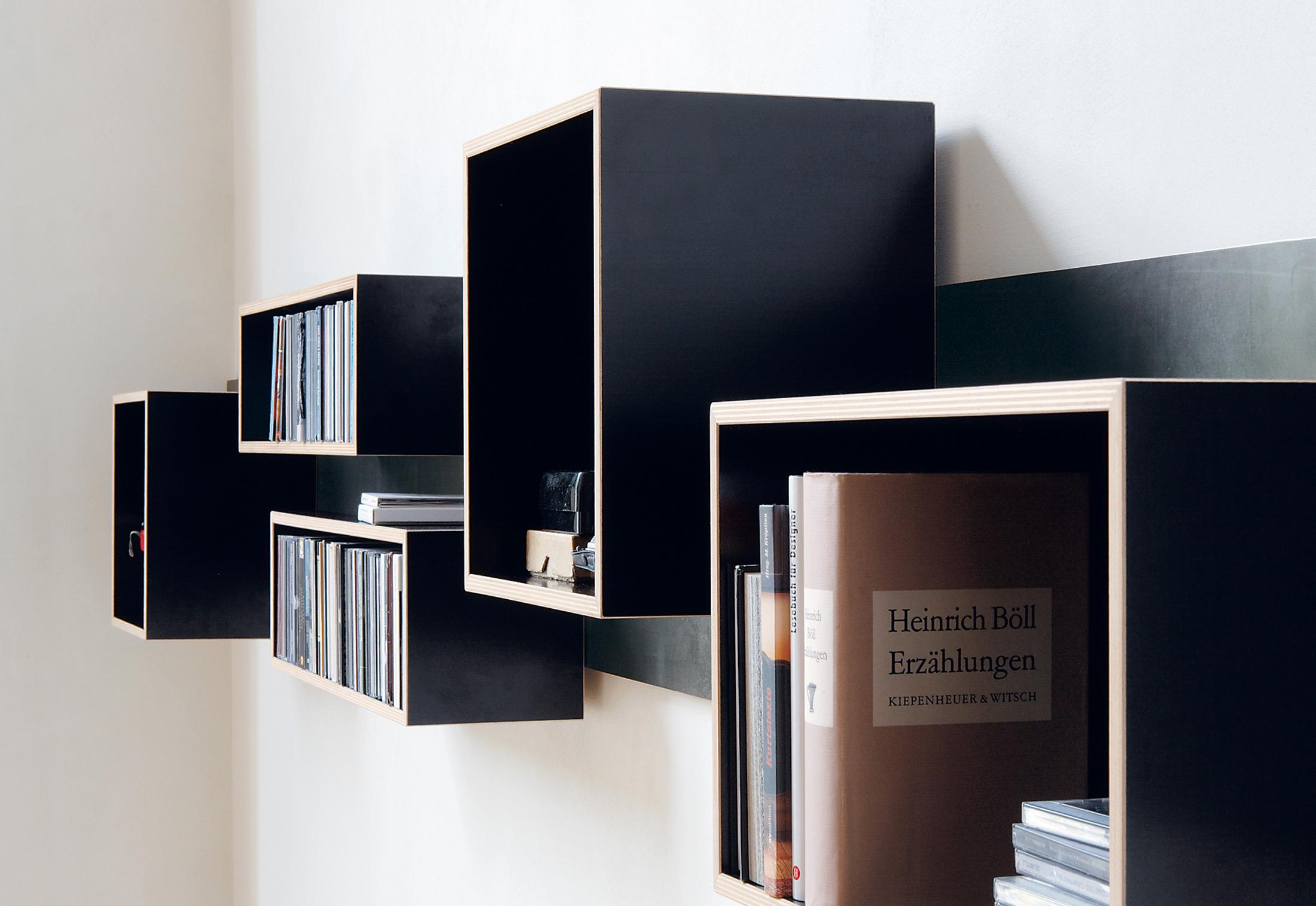 magnetique by nils holger moormann stylepark. Black Bedroom Furniture Sets. Home Design Ideas