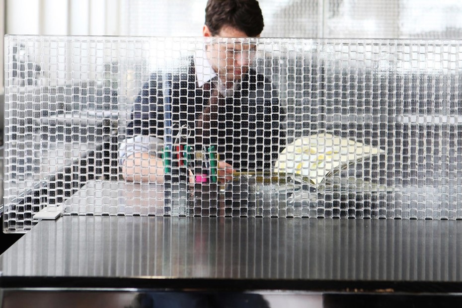 Tischbefestigung Ping Pong