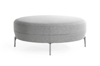 Addit ottoman  by  Lammhults