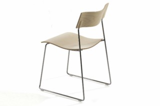 Campus Chair with skids  by  Lammhults