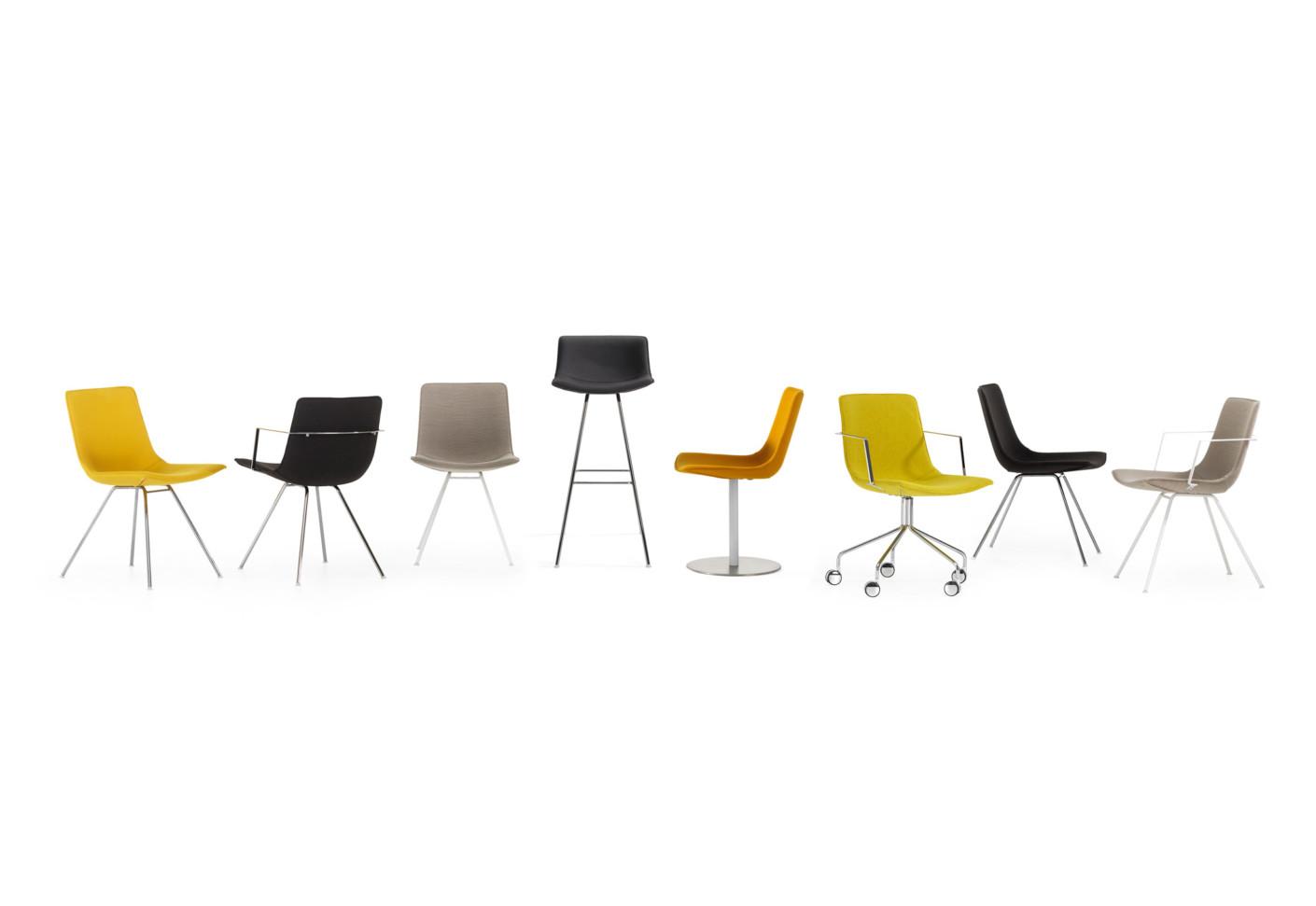 Comet Sport bar stool by Lammhults STYLEPARK