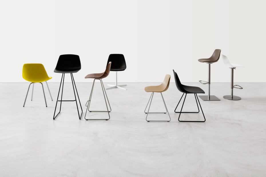 Miunn swivel chair