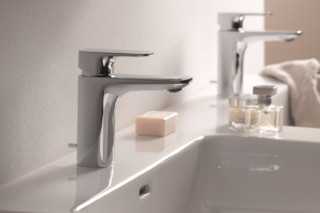 Cityplus washbasin mixer   by  Laufen