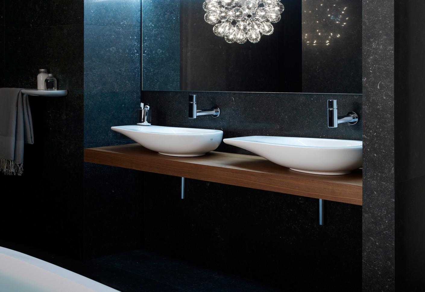 il bagno alessi one aufsatzwaschbecken von laufen stylepark. Black Bedroom Furniture Sets. Home Design Ideas