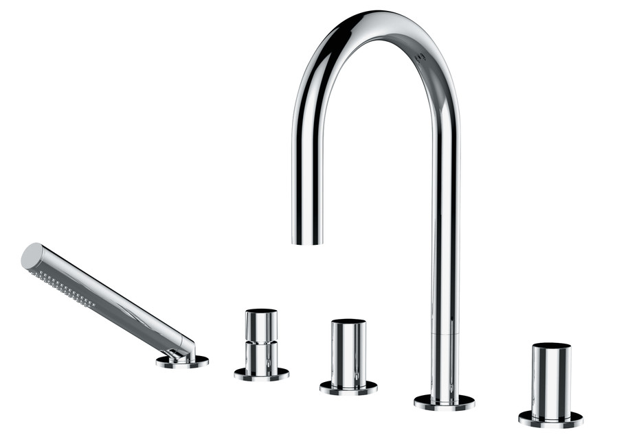 Kartell by Laufen bathtube mixer