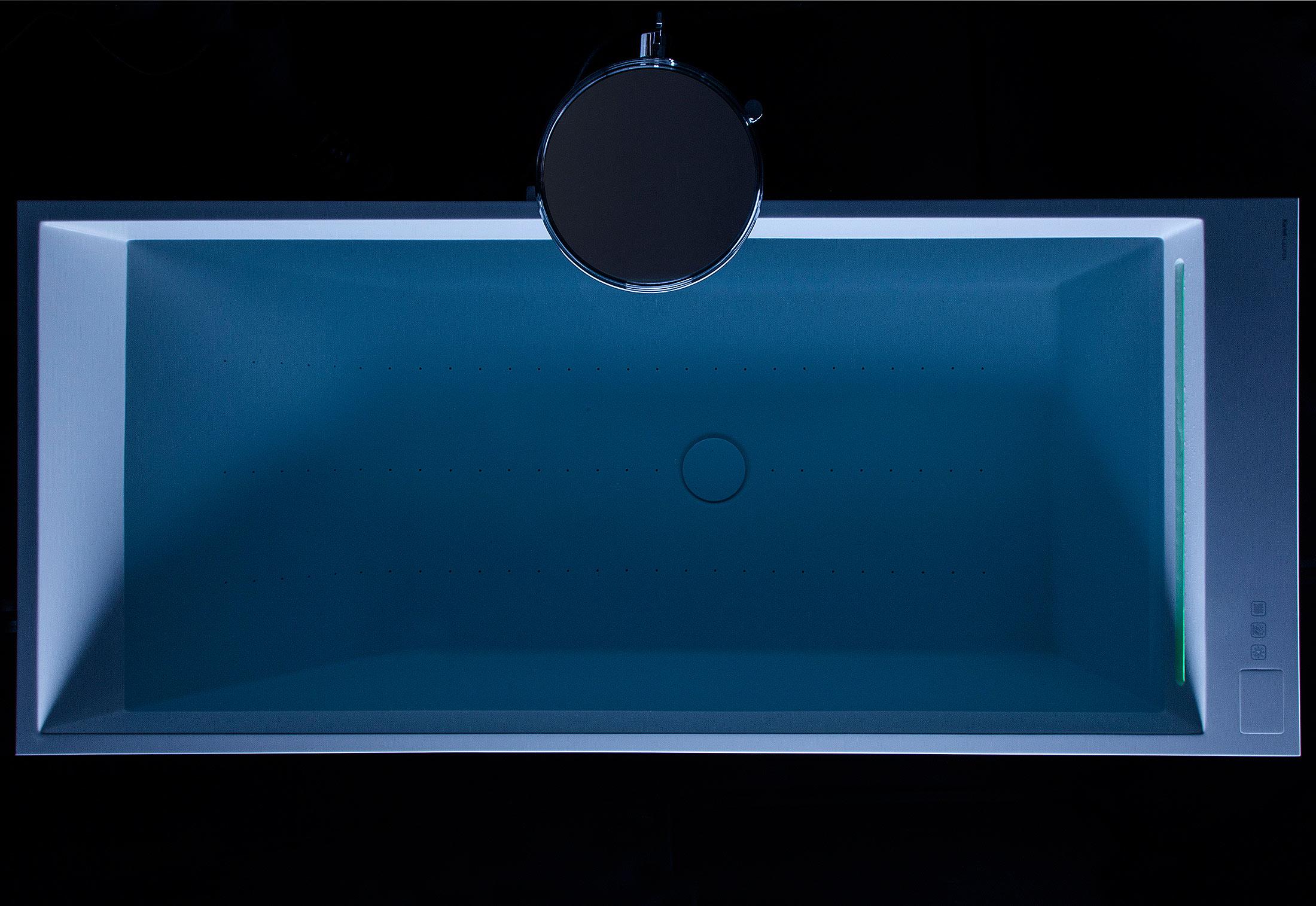 Kartell by Laufen bathtube by Laufen   STYLEPARK