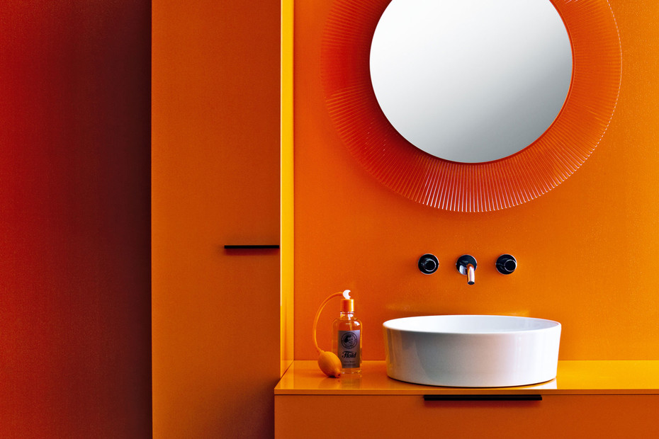 Kartell by Laufen Concealed washbasin wall mixer