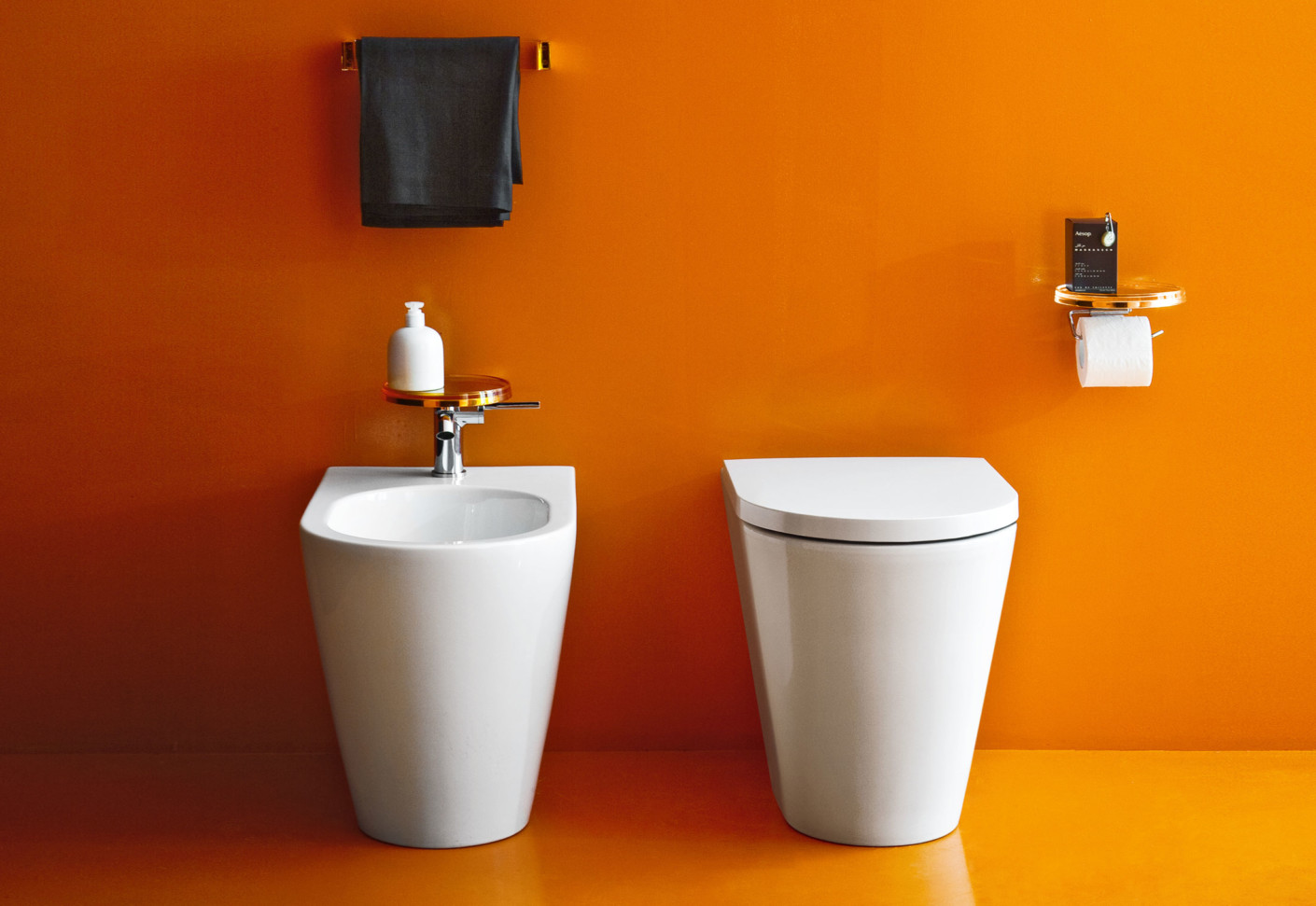 Kartell by laufen stand wc