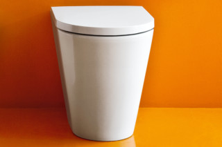 Kartell by Laufen floorstanding wc  by  Laufen