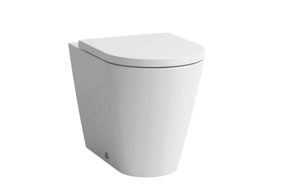 Kartell by Laufen floorstanding wc