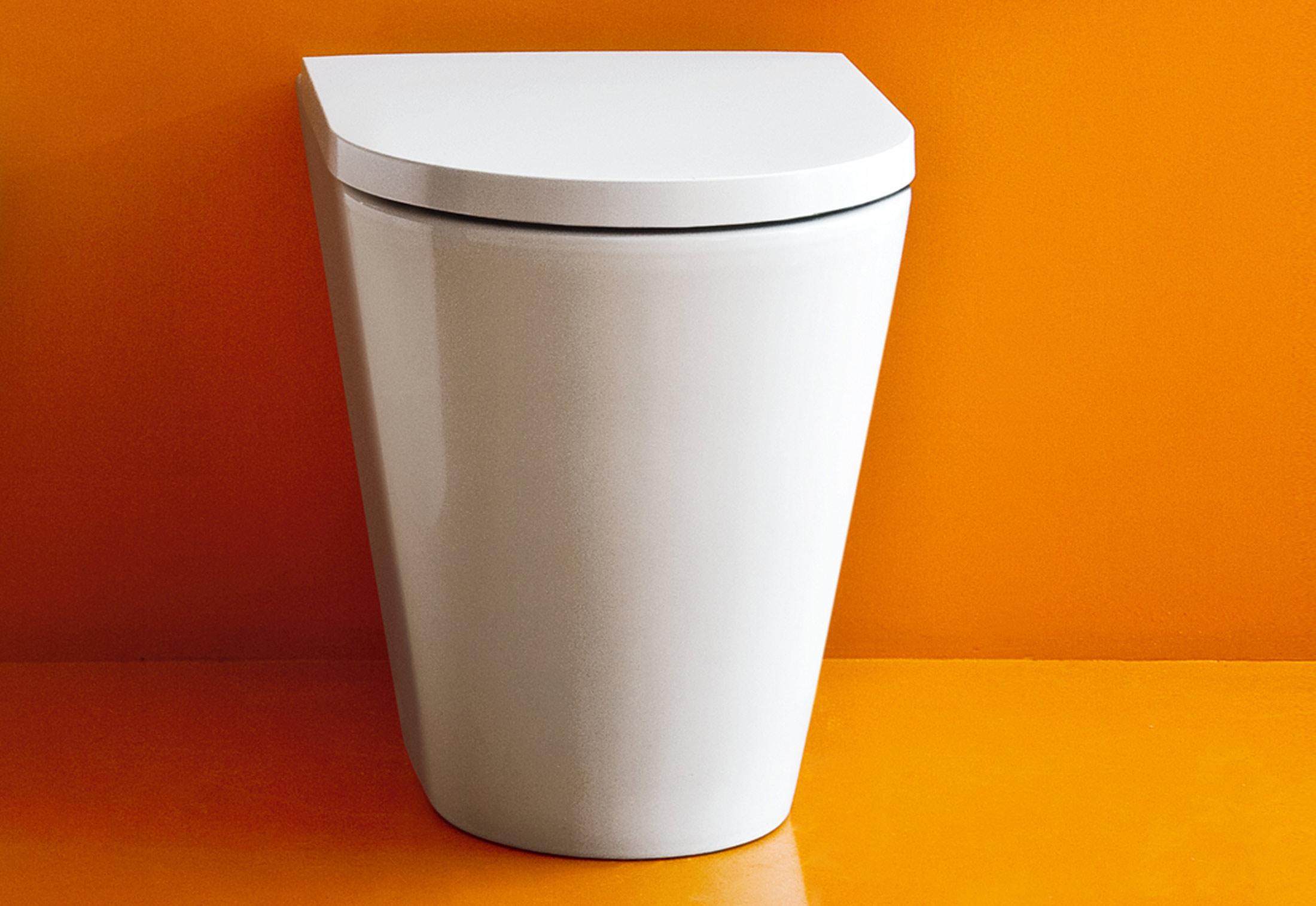 kartell by laufen stand wc von laufen stylepark. Black Bedroom Furniture Sets. Home Design Ideas
