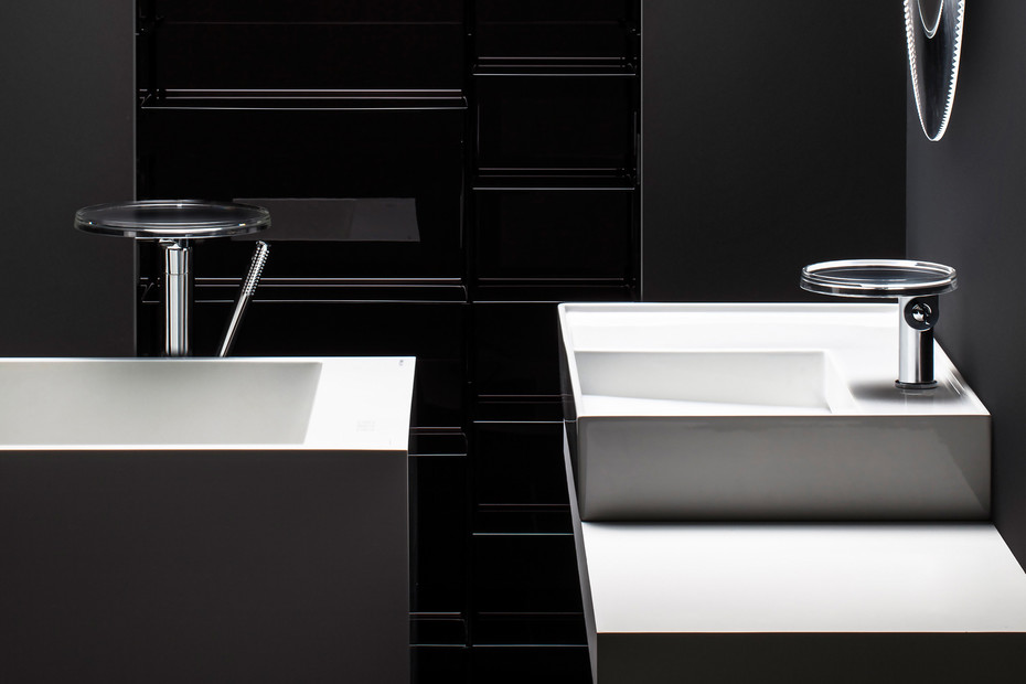 Kartell by Laufen freestanding washbasin