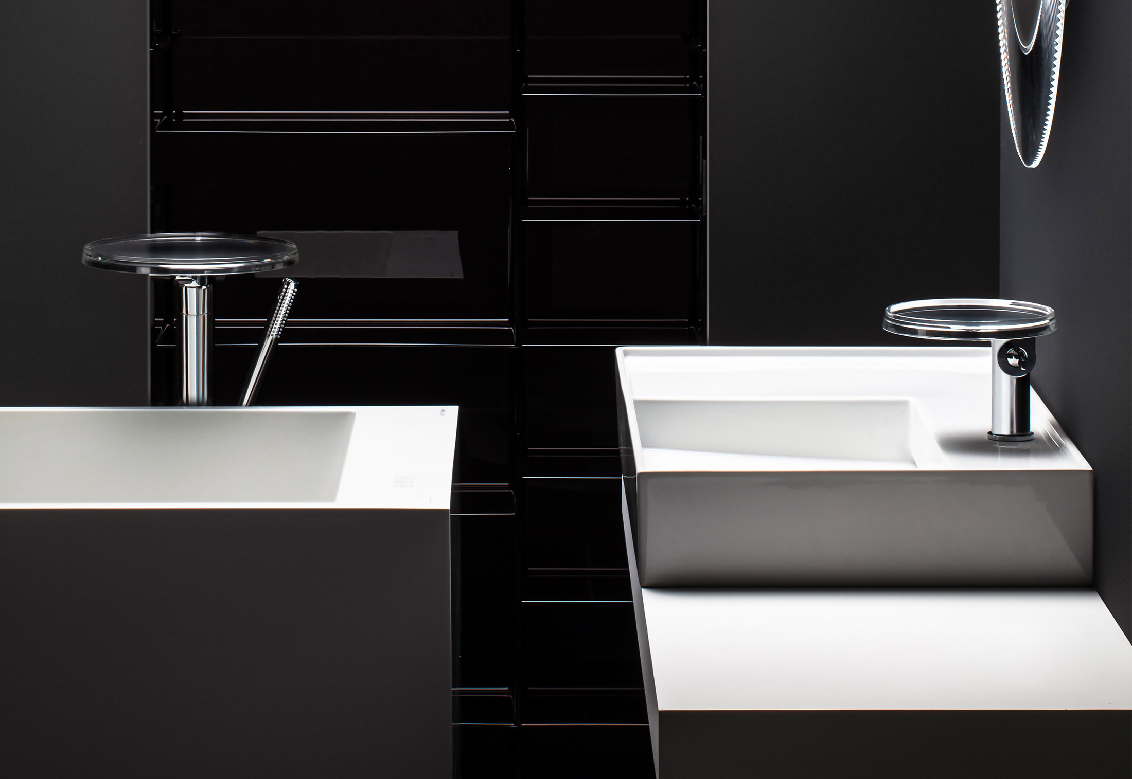 kartell by laufen freestanding washbasin by laufen stylepark. Black Bedroom Furniture Sets. Home Design Ideas