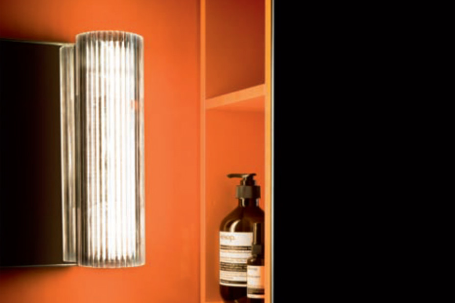 Kartell by Laufen Lamp wall