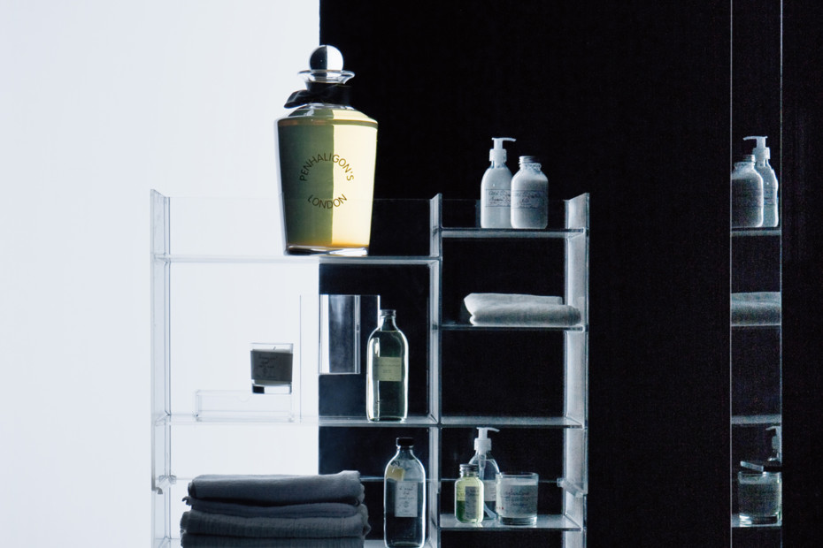 Kartell by Laufen rack low