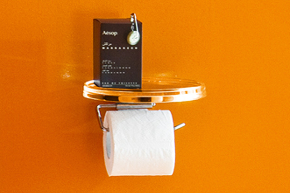 Kartell by Laufen Toilet paper holder