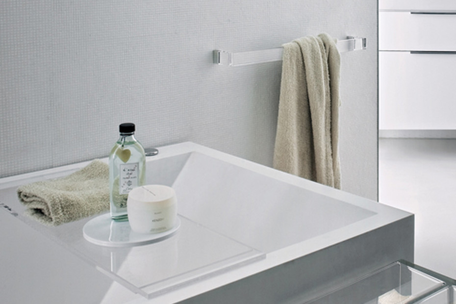 Kartell by Laufen towel rail
