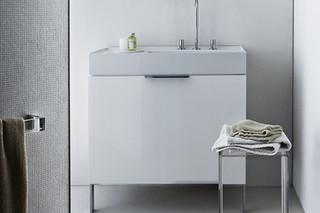 Kartell by Laufen Waschtischunterbau  von  Laufen
