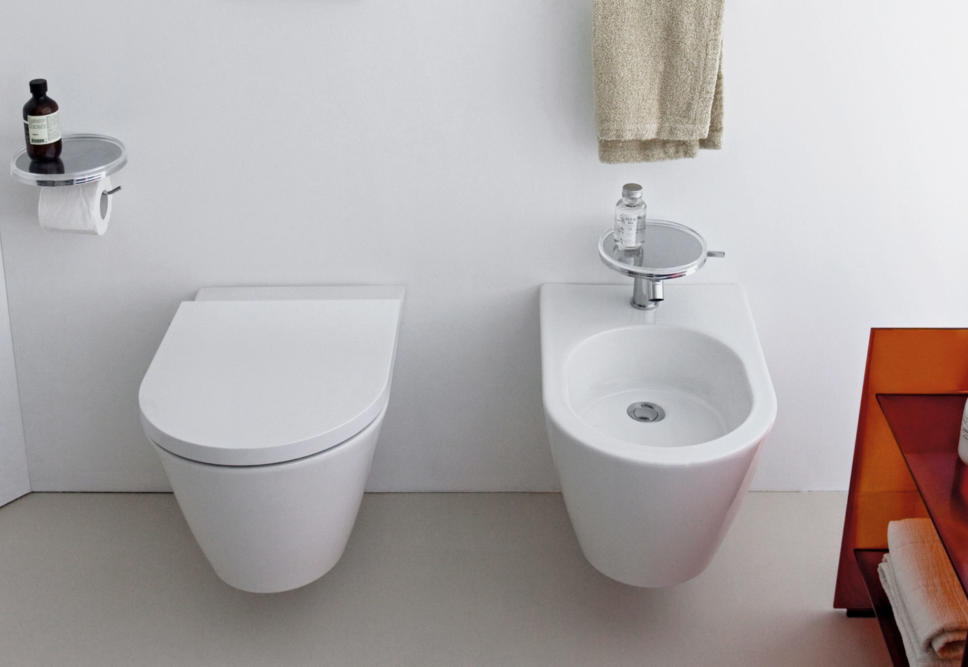 Kartell By Laufen Wall Hung Wc By Laufen Stylepark