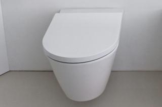 Kartell by Laufen wall-hung WC  von  Laufen