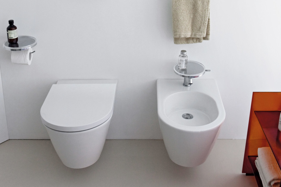Kartell by Laufen wall-hung WC