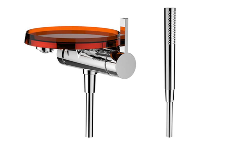 Kartell by Laufen washbasin mixer disc