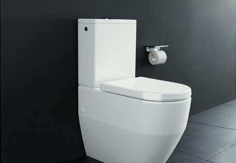 laufen pro stand wc combi vario von laufen stylepark. Black Bedroom Furniture Sets. Home Design Ideas