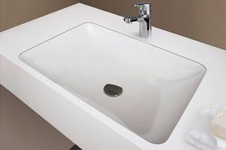 Laufen pro S washbasin rectangular built-in  by  Laufen