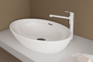 Laufen pro wash bowl oval  by  Laufen
