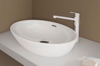 Laufen pro wash bowl oval  by  Laufen