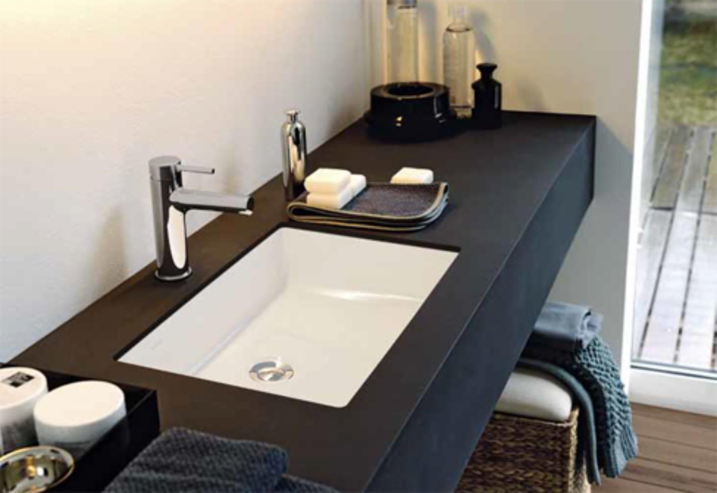 living city waschtisch von laufen stylepark. Black Bedroom Furniture Sets. Home Design Ideas