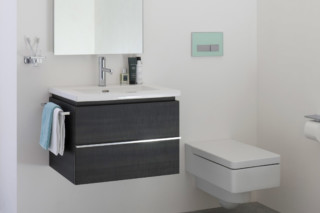 Living square vanity unit small  by  Laufen
