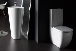Palomba Floorstanding WC combination  by  Laufen