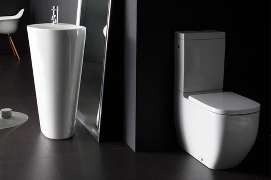 Palomba Stand WC Kombination