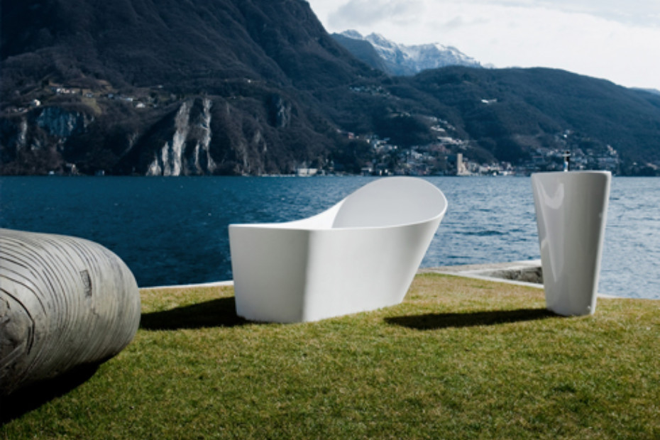Palomba freestanding bathtub
