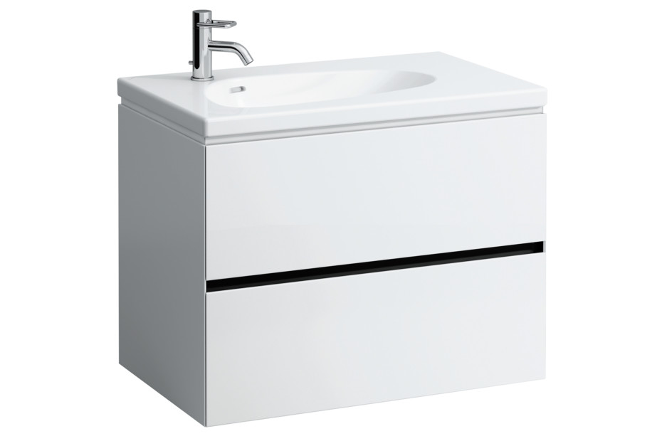 Palomba Vanity unit small with 2 drawers