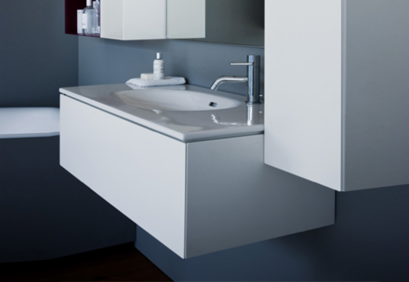 Palomba Vanity Unit With Drawers By Laufen Stylepark