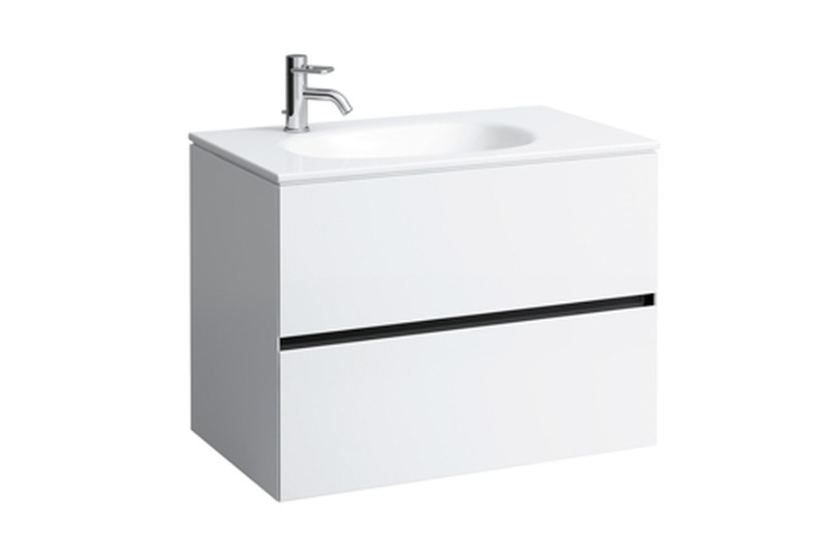 Palomba Vanity unit with drawers