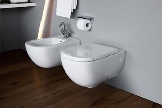 Palomba Wand-WC, Tiefspüler  von  Laufen