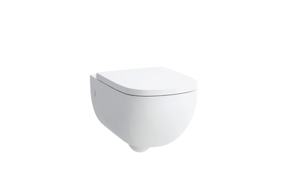 Palomba Wand-WC, Tiefspüler