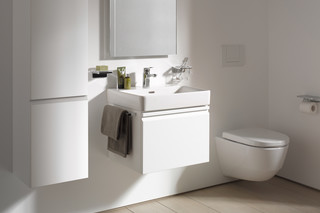 Pro S Washbasin with drawer  by  Laufen