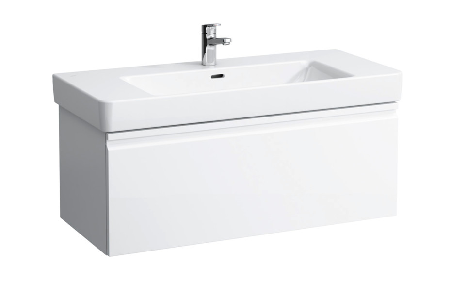Pro S Washbasin with drawer