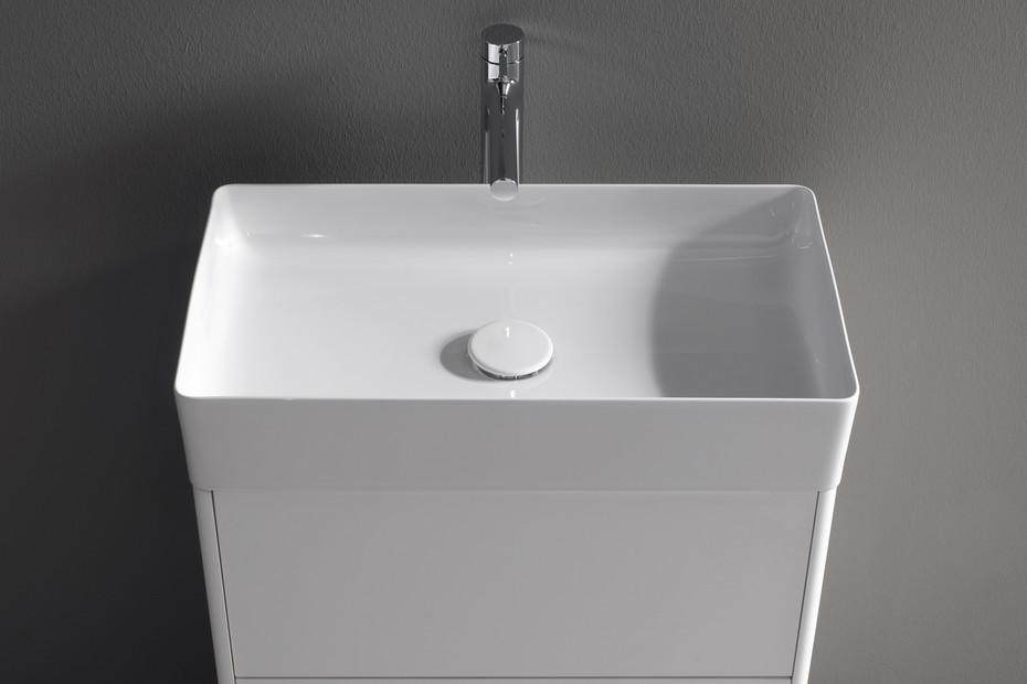 SaphirKeramik washbasin bowl rectangular