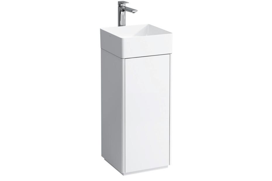 SaphirKeramik washbasin bowl square