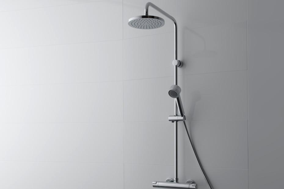 Showerstation