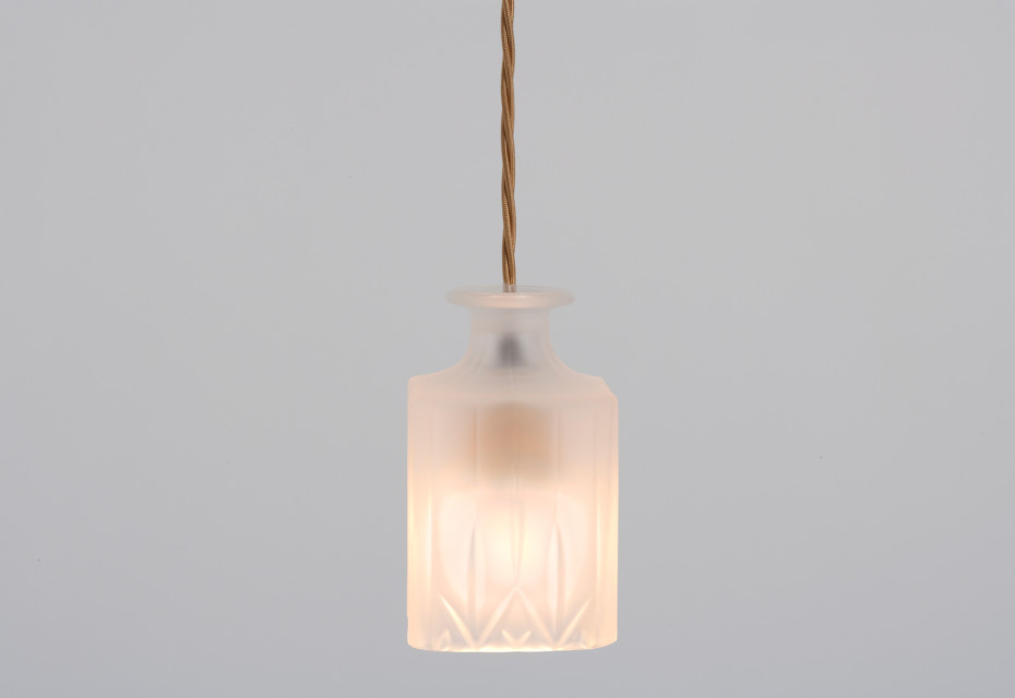 Decanterlight Frosted Square